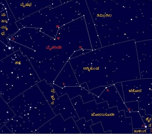 Jan 9 - Eridanus