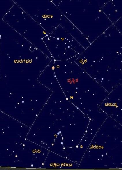 6 June 1 Scorpius